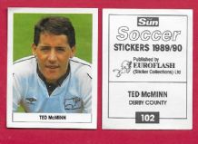 Derby County Ted McMinn 102
